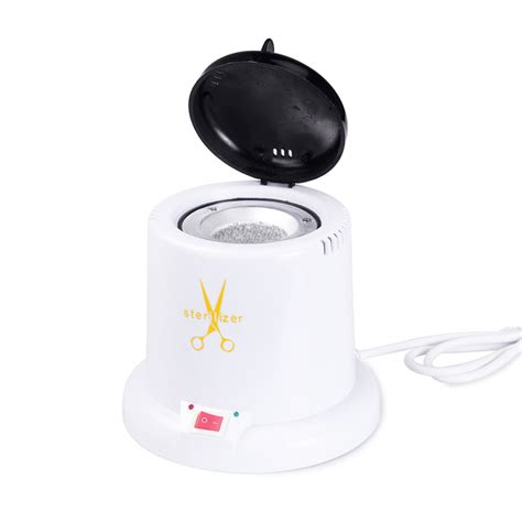 glass bead sterilizer temperature high temperature manicure sterilizer box tools