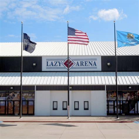 Lazy E Arena   ECVB