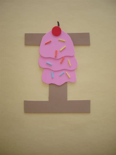pictures of crafts for letter i or i crafts preschool and kindergarten