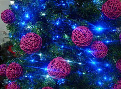 luces navidad arbol luces azules b m 193 rboles de navidad
