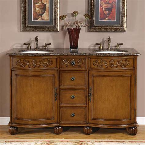 58 bathroom vanity sink 58 inch carnation vanity sink chest sink cabinet