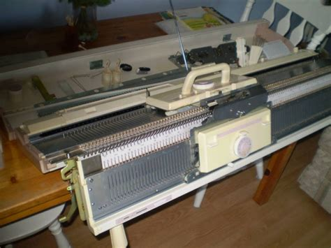knitting machine kh260 kh 260 knitting machine and kr ribber for sale in