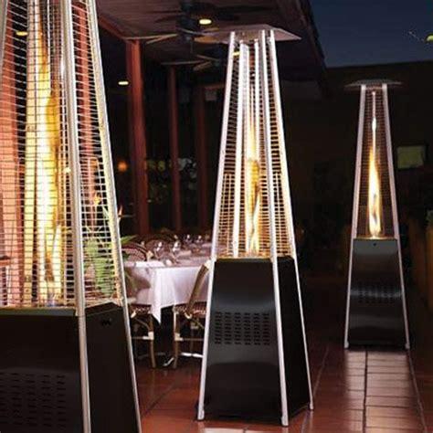 pyramid patio heater reviews garden radiance grp4000bk flames pyramid outdoor