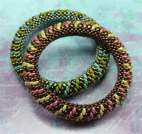 superduo bead patterns superduo bangle bracelet duo my