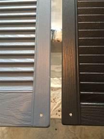 spray paint vinyl shutters best 25 paint shutters ideas on painting