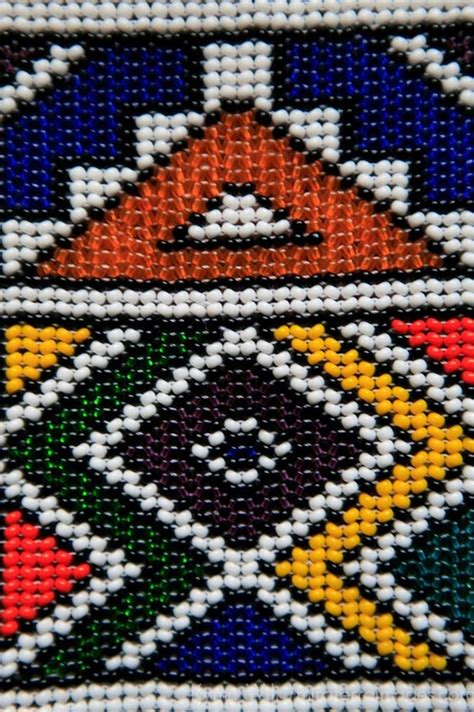 South Beaded Pattern Work Crafts And Stuff