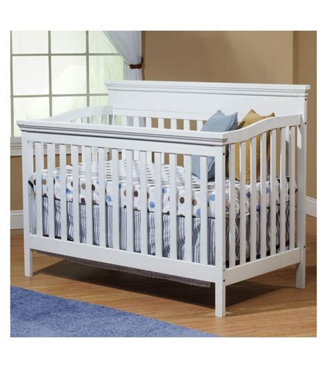 sb2 katherine 2 piece nursery set in white crib amp simple