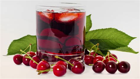 cherry juice 7 benefits of cherry juice inflammation immunity and more