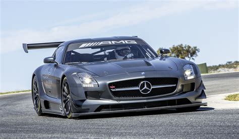Mercedes Car by Mercedes Sls Amg Gt3 45th Anniversary Edition Race