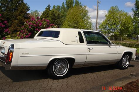1985 Cadillac Coupe by 1985 Cadillac Fleetwood Brougham De Elegance Coupe