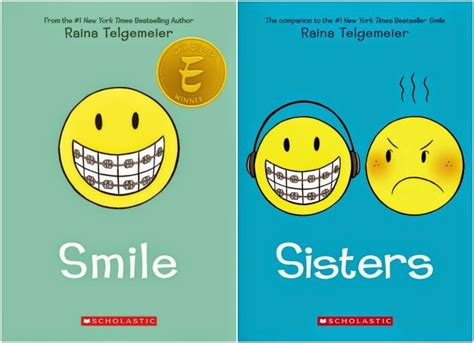 pictures of the book smile new books in the library