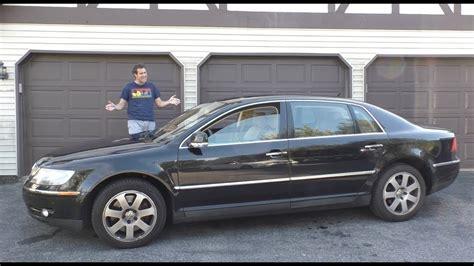 Is Volkswagen Luxury by The Volkswagen Phaeton W12 Was A 120 000 Vw Ultra Luxury