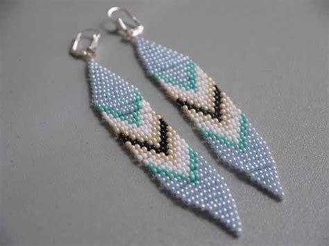 Diy Beaded Tribal Earrings Pumps Iron