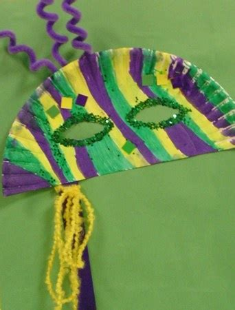 mardi gras crafts for mardi gras crafts