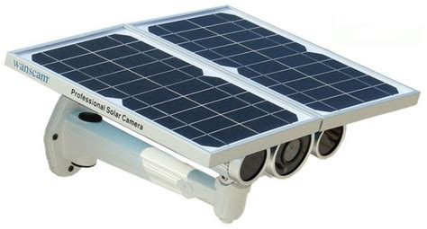 solar powered wanscam hw0029 4 is a solar powered all weather ip