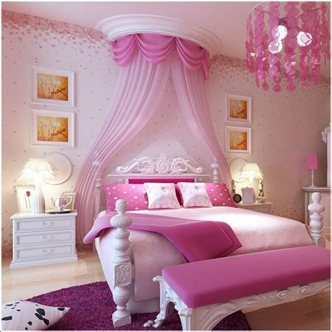 Teenage Girls Bedroom Decorating Ideas 25 best ideas about pink girls bedrooms on pinterest