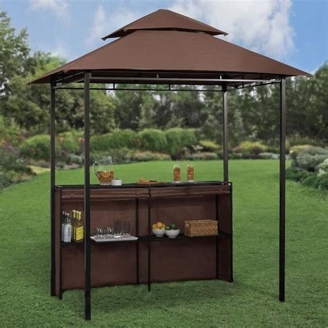 outdoor patio grill gazebo outdoor bar gazebo studio design gallery best design