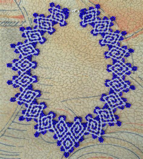 bead magic free pattern for necklace greece magic bloglovin
