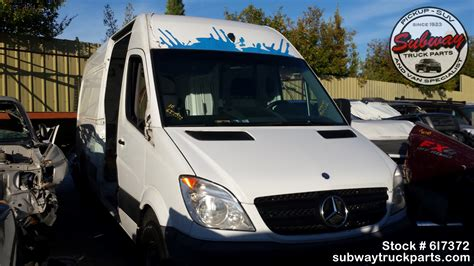 Used Mercedes Parts by Used Parts 2010 Mercedes Sprinter 3 0l Turbo Diesel
