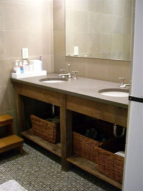 bathroom vanities custom crafted custom bathroom vanities all using recliamed