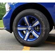 2014 Dodge Ram Sport 20 Wheel Rim Decal Decals Inlays