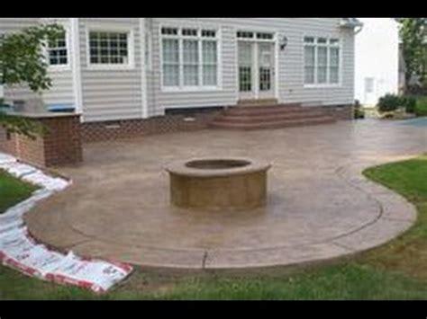 cement patio ideas concrete patio ideas concrete patio ideas and pictures