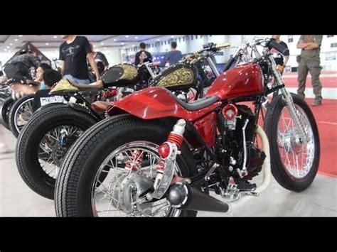 Cafe Racer Style Modifikasi by Modifikasi Honda Tiger Chopper Semi Custom Cafe Racer