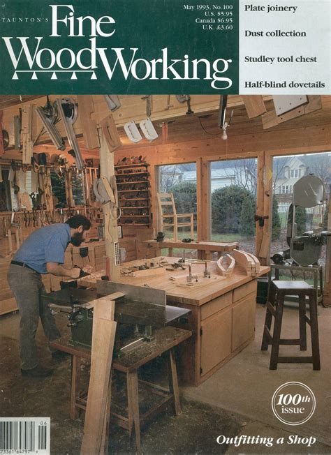 woodworking articles studley 1993 tool chest article by woodworking magazine