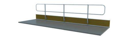 barandilla de aluminio sistema modulares de barandillas de aluminio kits