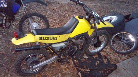 2000 Suzuki Ds80 by Suzuki Ds80 Motorcycles For Sale