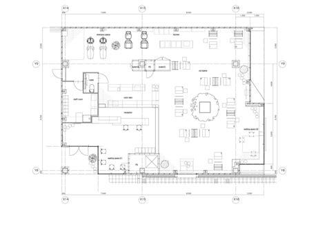 floor plan of a salon gallery of lecinq hair salon ninkipen 19