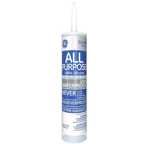 where to buy silicone shop ge silicone i 10 1 oz clear silicone caulk at lowes