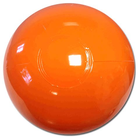 orange balls largest selection of balls 9 inch solid orange