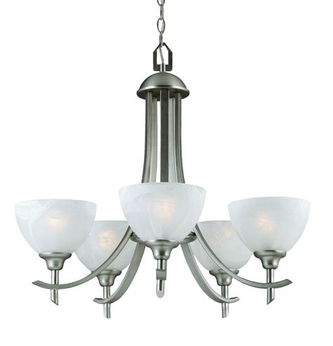 chandeliers home depot canada hton bay 26 in chandelier brushed nickel finish the