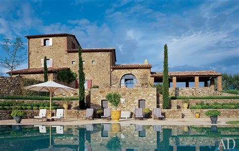 italian style houses rustic italian villas photos architectural digest