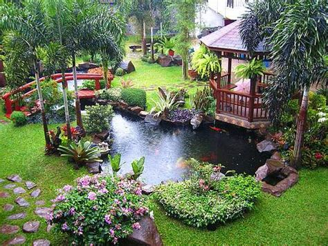 yard ideas outdoor yard pond ideas with unique outdoor table yard