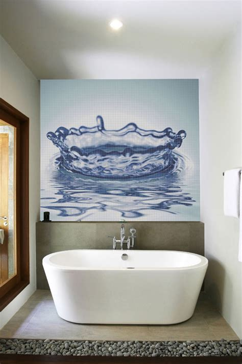 bathroom wall decoration ideas different bathroom wall d 233 cor ideas decozilla