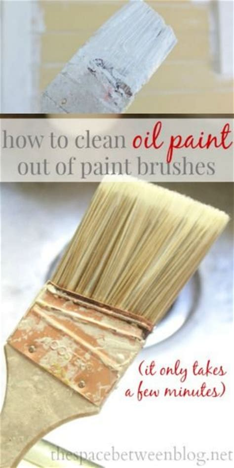 how to clean acrylic paint on canvas 17 best ideas about paint brush cleaning on
