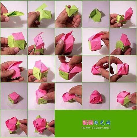 origami flower cube cube instructionsorigami magic cubeorigami diagram