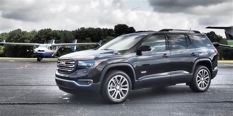Gmc Acadia Review by 2017 Gmc Acadia Review