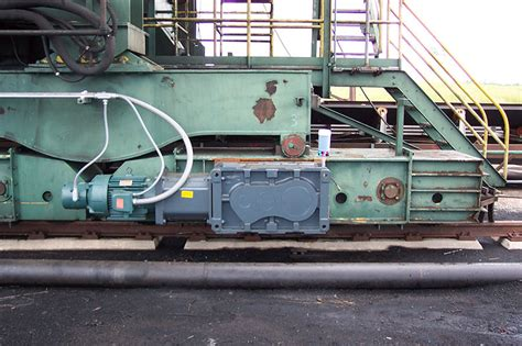 Car Dumper Trunnion by Upgraded Re Engineered Replacement Parts Richmond