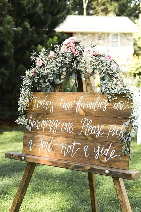 rustic outdoor decorations best 25 outdoor wedding signs ideas on
