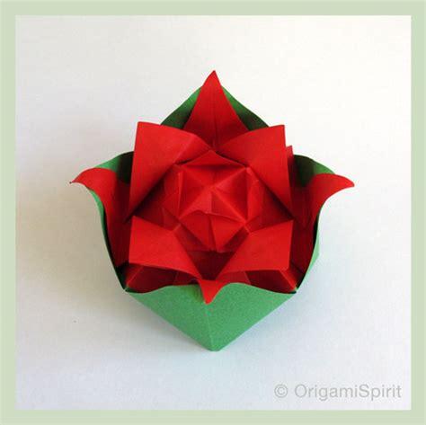 rosa de origami origami origami easy to make