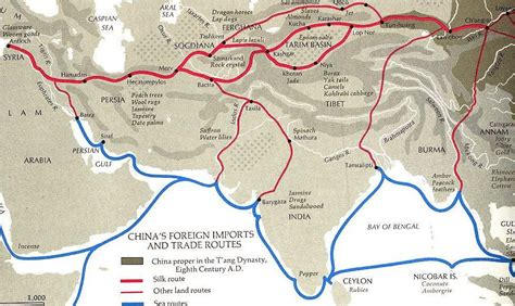 ancient trade ancient silk road its economic and significance