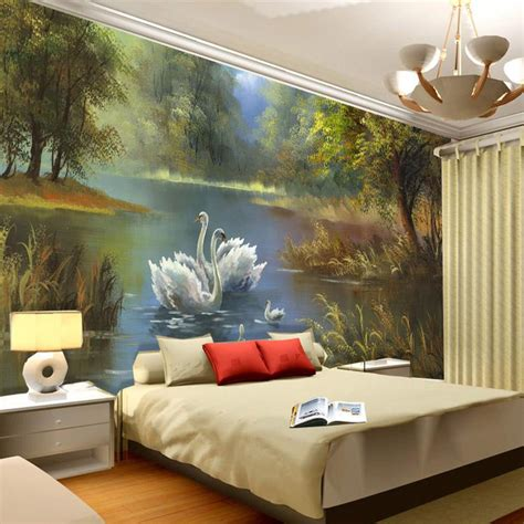 wall painting design for bedrooms interior decor 3d wall designs 2017