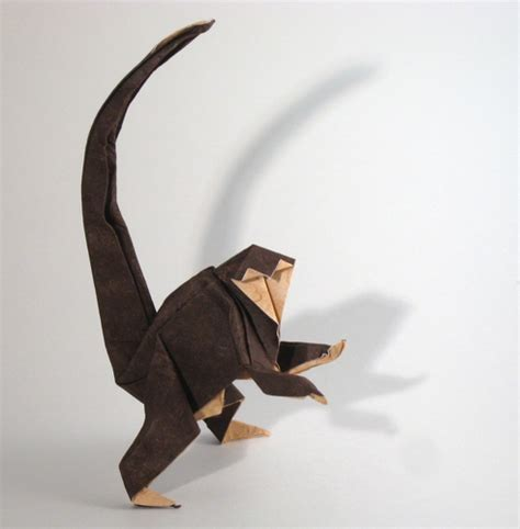 how to make a origami monkey saadya sternberg gilad s origami page