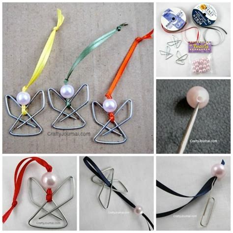 paper clip craft paper clip crafts