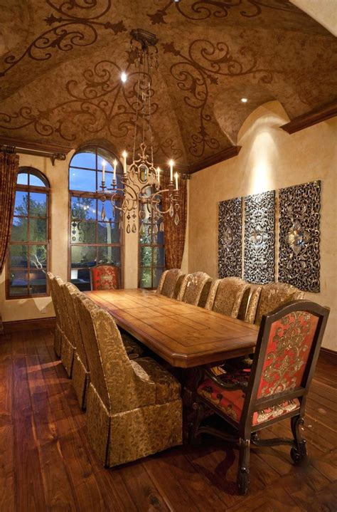 tuscan dining room 25 best ideas about tuscan dining rooms on