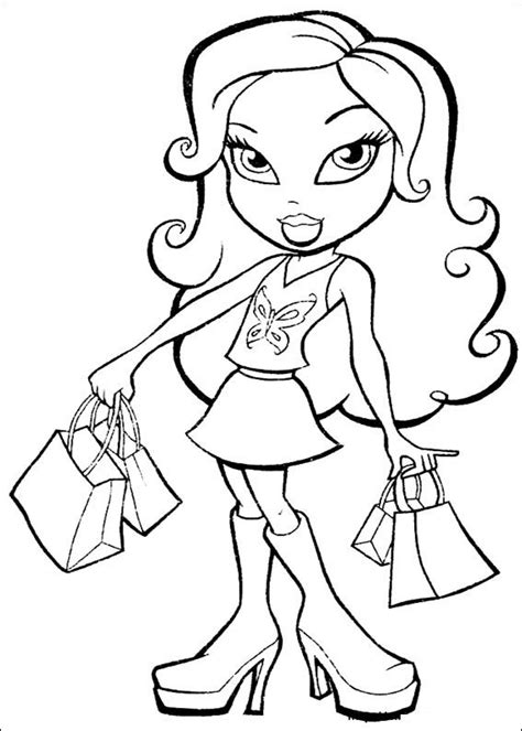 coloring book picture bratz coloring pages learn to coloring