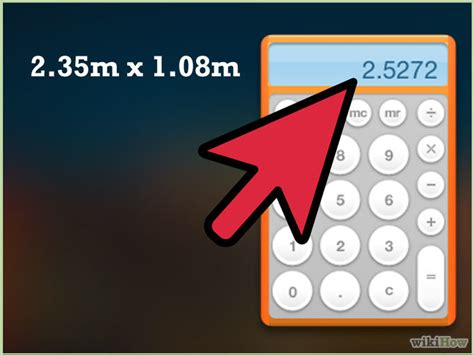 how to calculate square meters 3 ways to calculate square meters wikihow